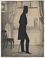 Silhouette of Nathaniel Babson of Gloucester, Massachusetts Met DP887321.jpg