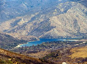 Silverwood Lake - Image: Silverwood Lake 2