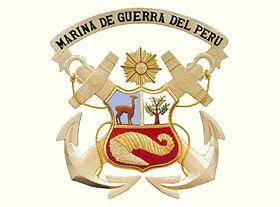 Simbolo representativo de la Marina de Guerra del Peru