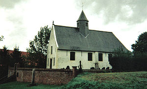Saint Margaret's Chapel in the hamlet of Wijle...