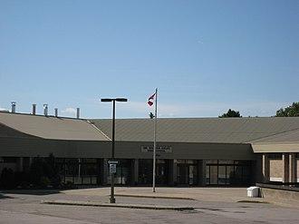 Scarborough Board of Education - Image: Sir William Osler High School