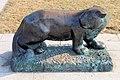 Skulptur Luisenhain (Köpe) Panther Heinrich Drake.jpg