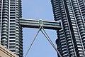 Skybridge between Petronas Towers, Kuala Lumpur (4447656063).jpg
