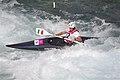 Slalom canoeing 2012 Olympics W K1 ITA Maria Clara Giai Pron.jpg