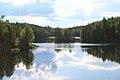 Small island in lake - panoramio.jpg