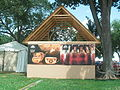 Smithsonian Folklife Festival 2013 - Hungarian display.JPG