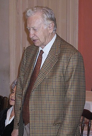 Vasily Smyslov - Smyslov in 2002