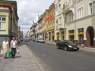 Jan and Jędrzej Śniadecki Street in Bydgoszcz street in Bydgoszcz