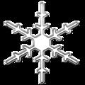 Snow flake chrome.png