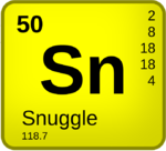 The snuggle logo