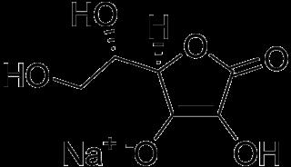 Sodium ascorbate chemical compound