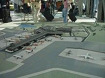 Aeroporto di Sofia--Sofia Airport model