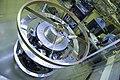 Solar array drive mechanism on microvibration unit 31834203773 7e83a34960 o.jpg
