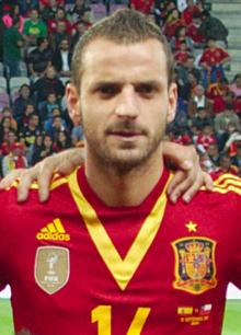 Roberto Soldado Spanish Footballer Wallpaper - Top 2 Best