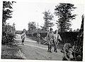 Soldiers in St. Mere-Eglise, France - DPLA - 347058026fca487dcc2ac595deb3cbb8.jpg