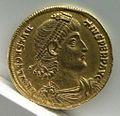 Solido di costanzo II, antiochia 347-355 dc.jpg