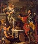 Solimena, Francesco - Rebecca at the Well - c. 1700.jpg