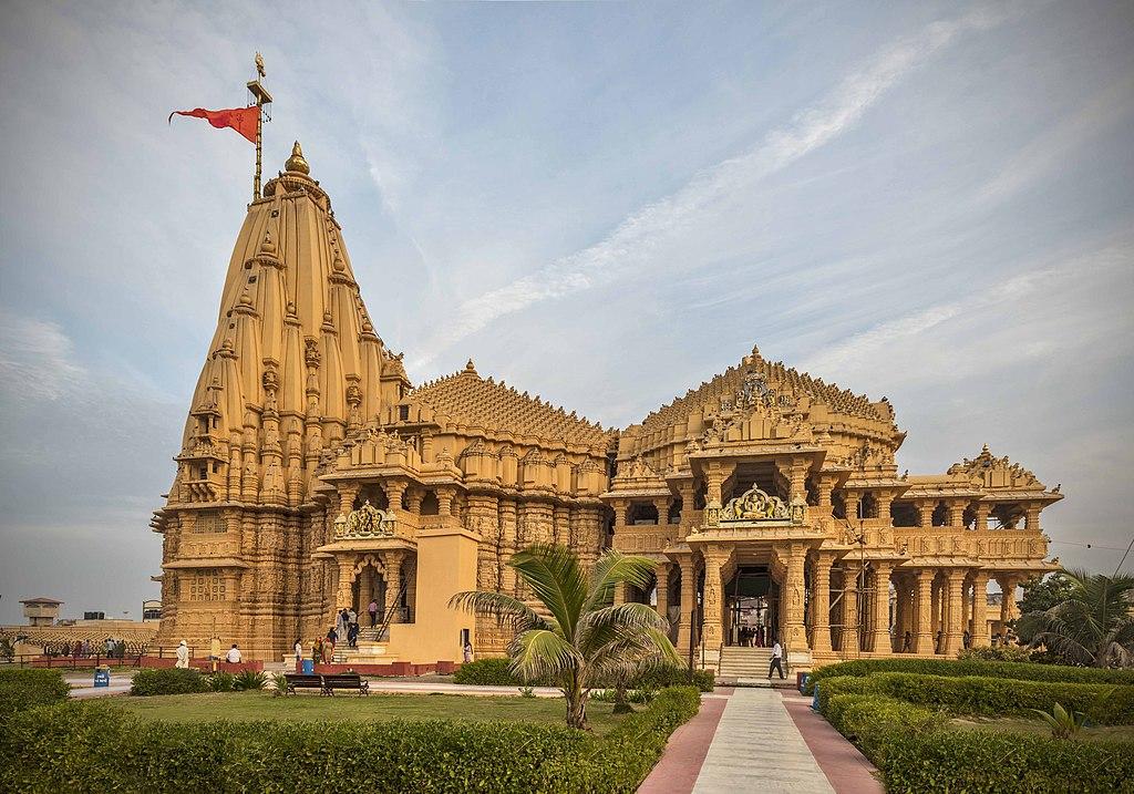 Somanath Temple CHAR DHAM