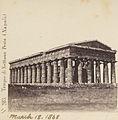 Sommer, Giorgio (1834-1914) - n. 0283 - Tempio di Nettuno - Pesto (Napoli) (dated 1868) 2.jpg