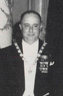 Anastasio Somoza García former President of Nicaragua