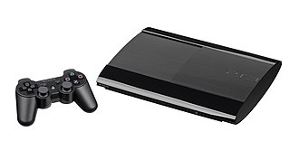 PlayStation 3 - Super Slim model