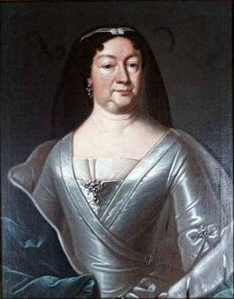 Countess Sophia Albertine of Erbach-Erbach - Sophia Albertine of Erbach-Erbach, Duchess of Saxony-Hildburghausen