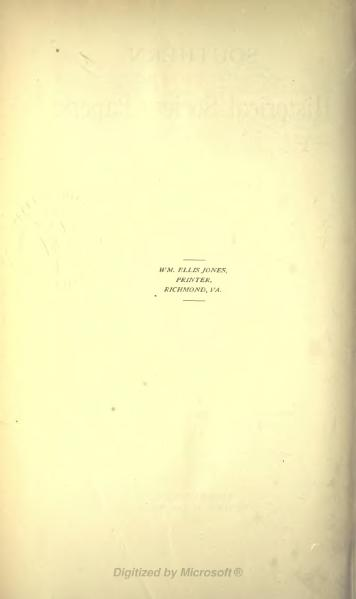 File:Southern Historical Society Papers volume 23.djvu