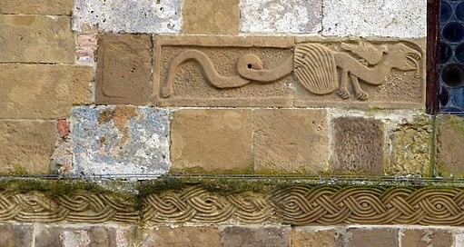 Pieve di Ponte allo Spino, facciata