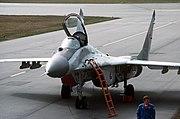 Soviet MiG-29 DF-ST-99-04977