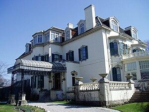 South Hill, Toronto - Spadina House