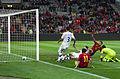 Spain - Chile - 10-09-2013 - Geneva - Goal 1.jpg