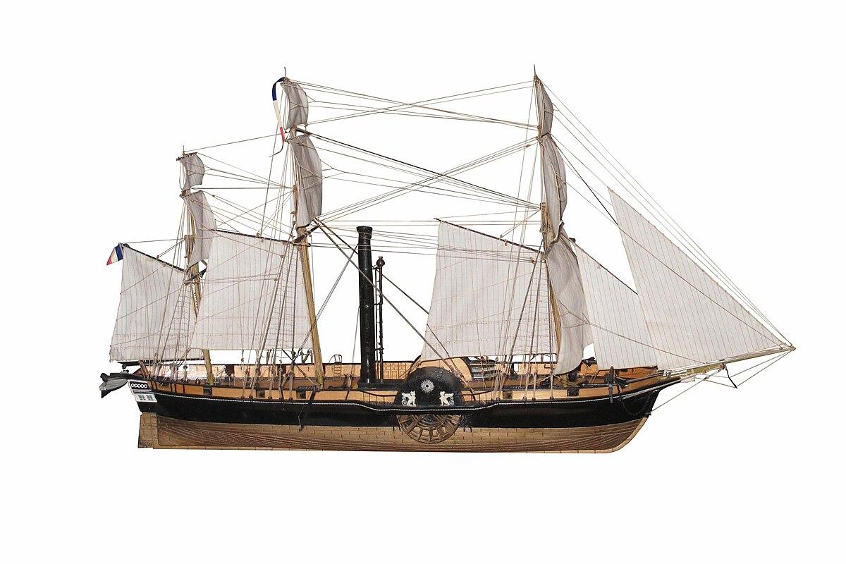 French corvette Sphinx (1829) - Wikipedia