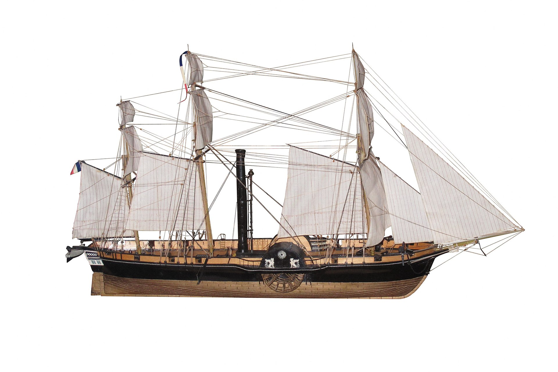 French Corvette Sphinx 1829 Wikipedia