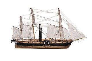 French corvette <i>Sphinx</i> (1829)