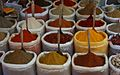 Spices at Anjuna beach flea market, Goa.jpg