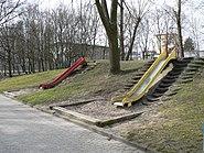 Spielplatz Mozartweg alt