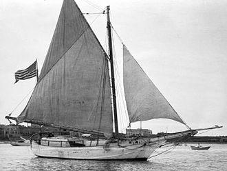 Fairhaven, Massachusetts - Captain Slocum's Spray