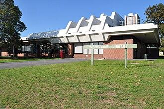 Springvale, Victoria - Springvale Library.