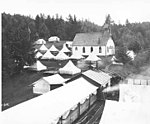 Spruce Division camp and church, ca 1918 (KINSEY 770).jpeg