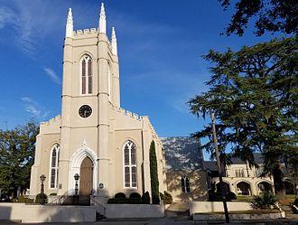 John S. Norris - Image: St. James Episcopal Church Wilmington 02