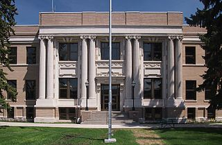 St. Louis County District Courthouse