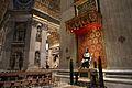 St. Peter's Basilica, St. Peter's statue.jpg