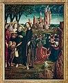 St. Wolfgang kath. Pfarrkirche Pacher-Altar Brotvermehrung 01.jpg