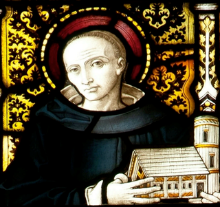 Saint Piran Cornish abbot and saint