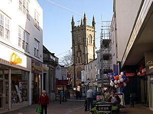 Fore Street - Fore Street, St Austell