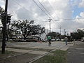 St Charles Ave Louisiana Uptown NOLA Jan 2012 Construction Up River.JPG