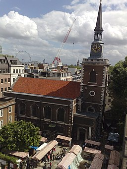St James Church Piccadilly 1