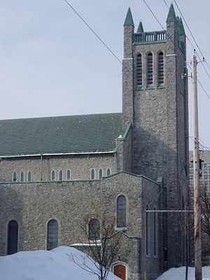 St. Joseph (Ottawa) - St. Joseph's Catholic Church