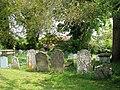 St Mary's church - churchyard - geograph.org.uk - 1280872.jpg