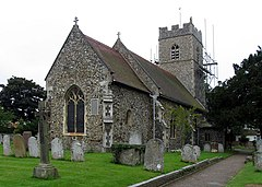 St Peter, Cringleford, Norfolk - geograph.org.uk - 318169.jpg